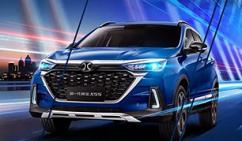 北京汽车新一代绅宝X55:用AI,划分时代