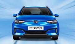【全球纯电动销量冠军】EC系列全新升级而来......!